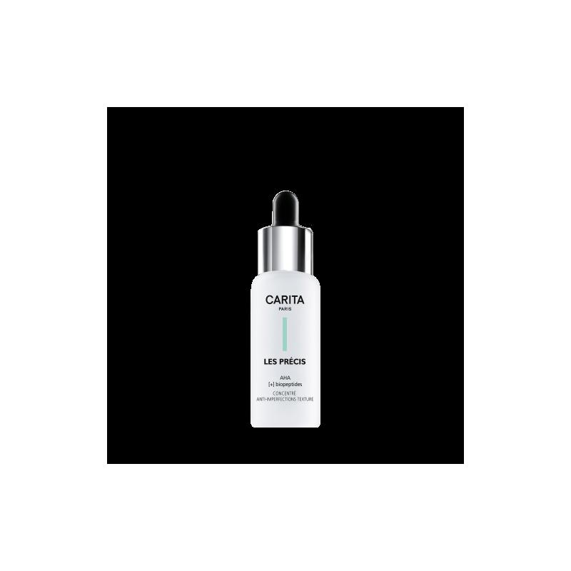 Carita Concentrè Anti-Imperfections Texture Booster levigante Con Acido Glicolico 15 ml