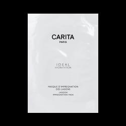 Carita Masque D'impregnation Biocellulose Maschera Viso Idratante In Bio-Cellulosa 5 maschere