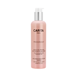 Carita Huile-En-Mousse Nettoyante Jeunesse olio in mousse detergente 200 ml Carita - 1