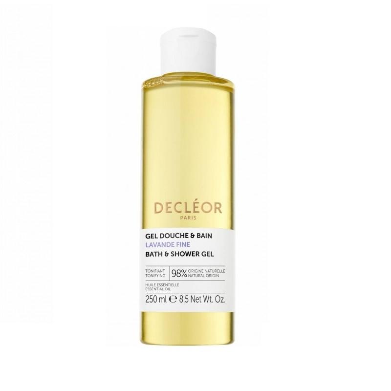 Declèor Shower Gel Douche & Bain  Lavanda fine 250 ml - Gel doccia lavanda