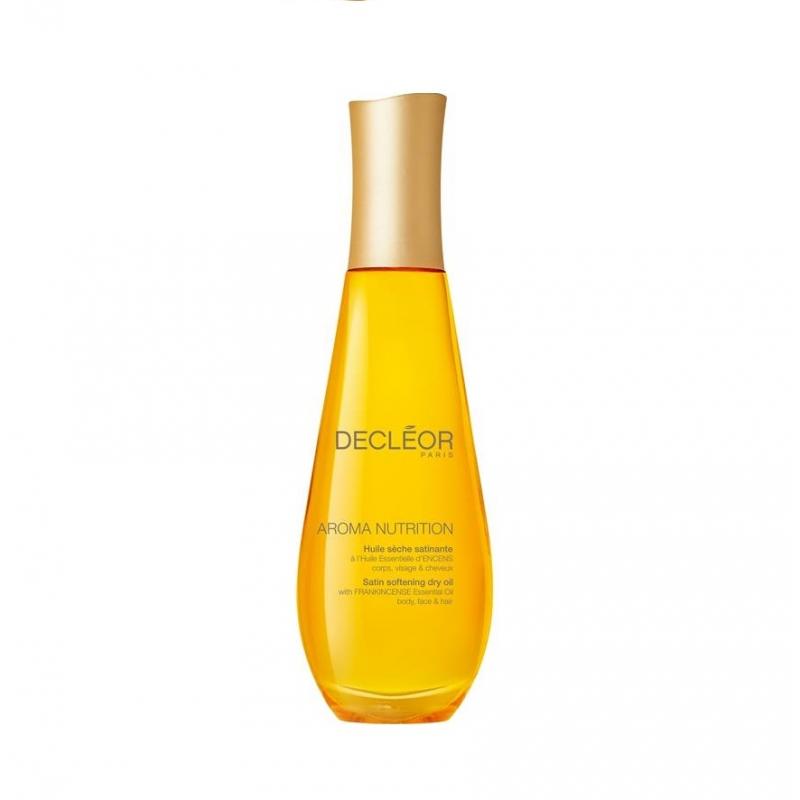 Declèor Aroma Nutrition Satin Oil Dry olio secco satinante corpo, viso, capelli 100 ml