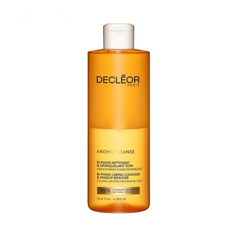 Declèor Aroma Cleanse  Bi phase Nettoyant e Demaquillant Soin 400ml - struccante viso Detergente bifasico