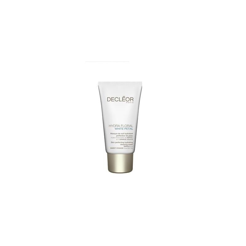 Declèor Hydra Floral White Petal Masque de Nuit Hydratant 50 ml