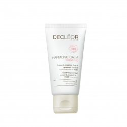 Declèor Harmonie Calm Organic  crème & Masque 2 in 1  Bio pelli sensibili 50 ml