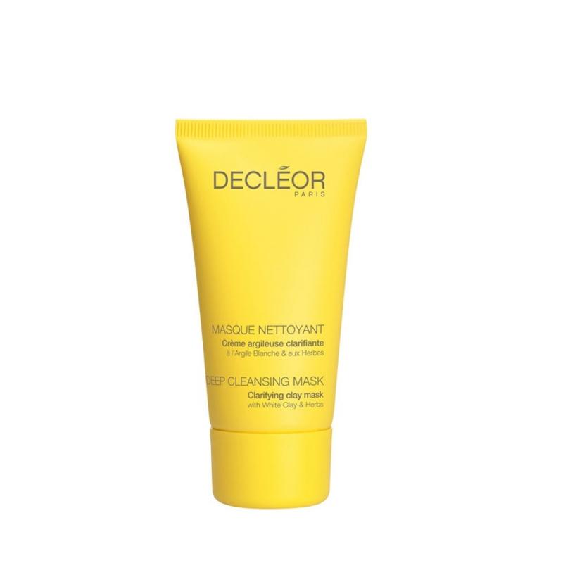Decleor Aroma Cleanse Masque Nettoyant Crème Argileuse Clarifiante 50 ml