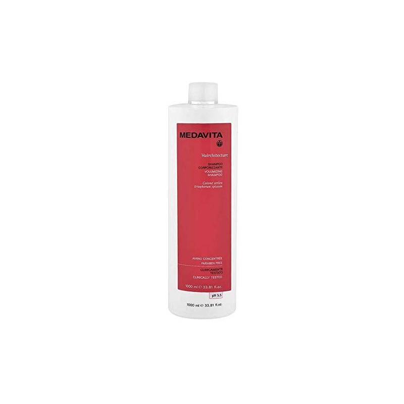 Medavita Hairchitecture Shampoo corporizzante 1000 ml