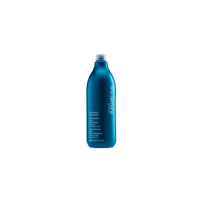Shu Uemura Muroto volume shampoo 750 ml