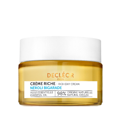 Declèor Hydra Floral Crème Riche Hydratante Anti-pollution 50 ml