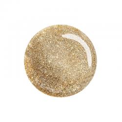 Estrosa smalto gel semipermanente 7 ml Oro glitter  - 1