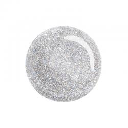Estrosa smalto gel semipermanente 7 ml scegli la nuance 7501 Argento glitter  - 1