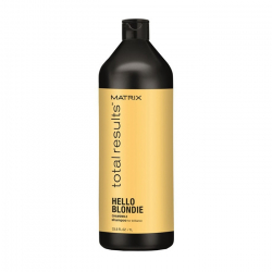 Matrix Total Results Hello Blondie Chamomile Shampoo 1000 ml Matrix - 1