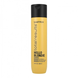 Matrix Total Results Hello Blondie Chamomile Shampoo 300 ml