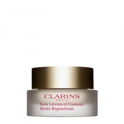 Clarins Multi-Régénérant  Balsamo Antirughe Labbra e Contorno Labbra 15 ml Clarins - 1
