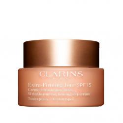 Clarins Extra-Firming Crema Antirughe SPF 15 Tutti i tipi di pelle Clarins - 1