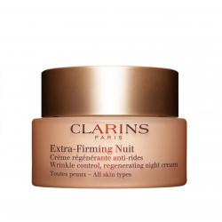 Clarins Extra Firming Nuit Crème antirughe Tutti I Tipi Di Pelle 50 Ml Clarins - 1