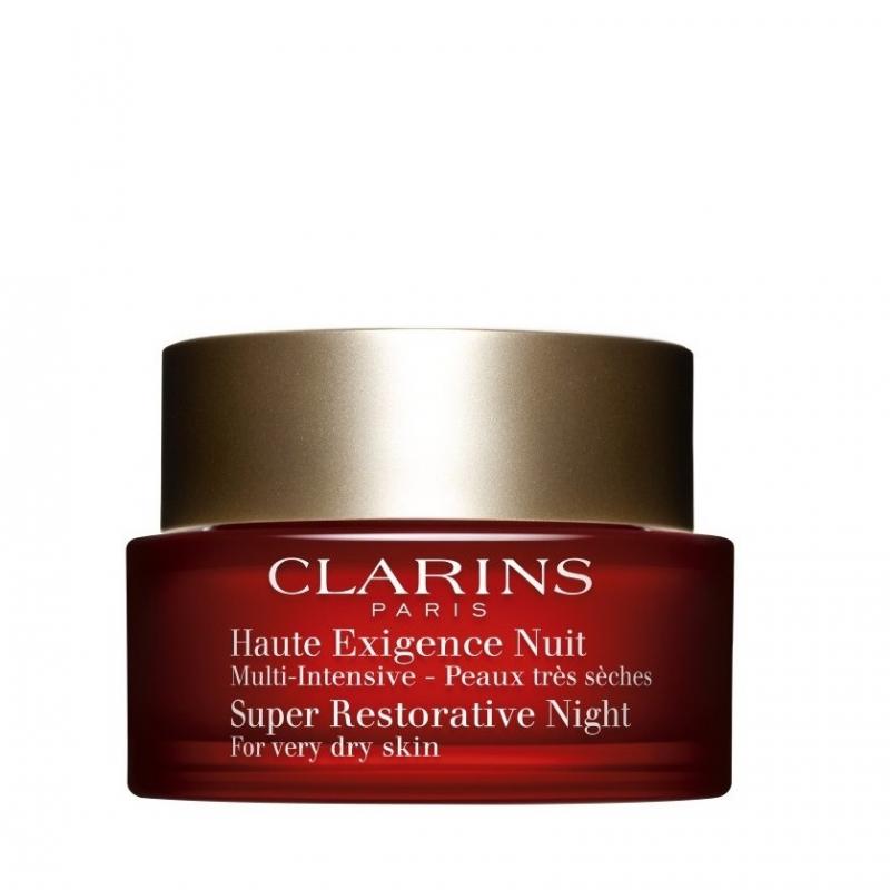 Clarins Multi-Intensive crème antietà Notte pelli secche 50 ml