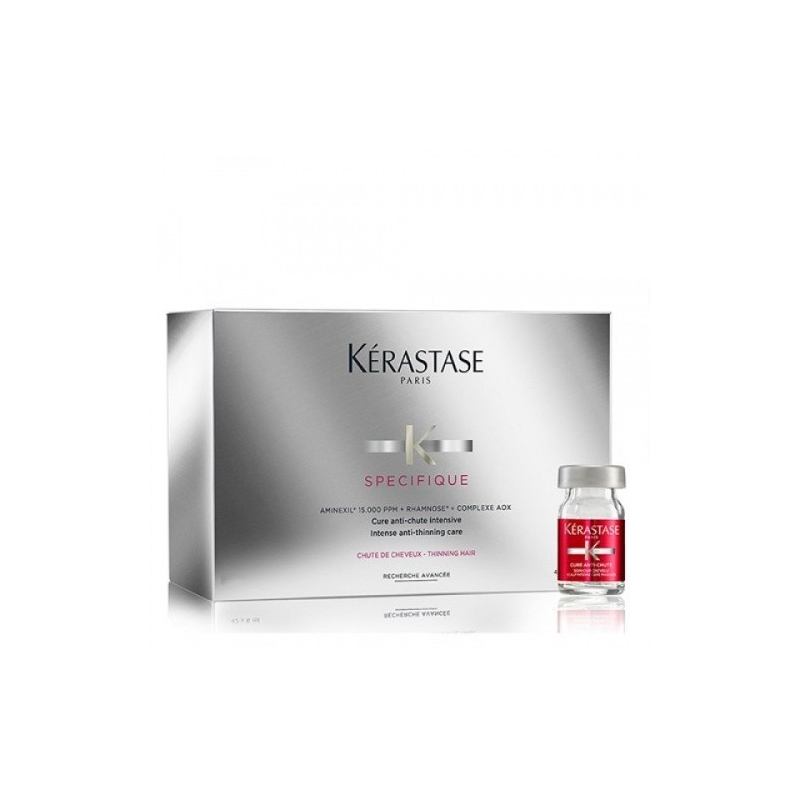 Kerastase specifique Aminexil anticaduta confezione 10 fiale