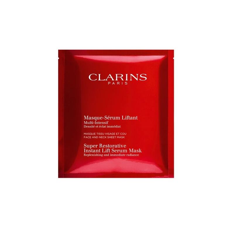Clarins Multi Intensive Masque-Sérum Liftant Box 5 Pezzi 5 X 30 Ml