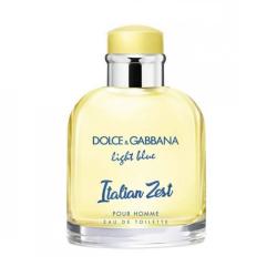 Dolce & Gabbana Light Blue pour homme italian zest eau de toilette 125 ml Dolce&Gabbana - 1