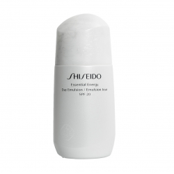 Shiseido Essential Energy Day Emulsion Spf 20- 75 ml crema viso giorno primi segni Shiseido - 1