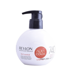 Revoln Professional nutri color creme pallina 270 ml  Light copper 740 Revlon Professional - 1