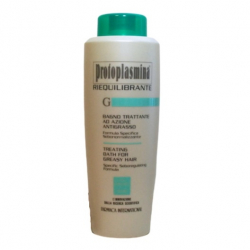 Protoplasmina Riequilibrante shampoo trattante ad azione antigrasso 1000 ml Farmaca  - 1