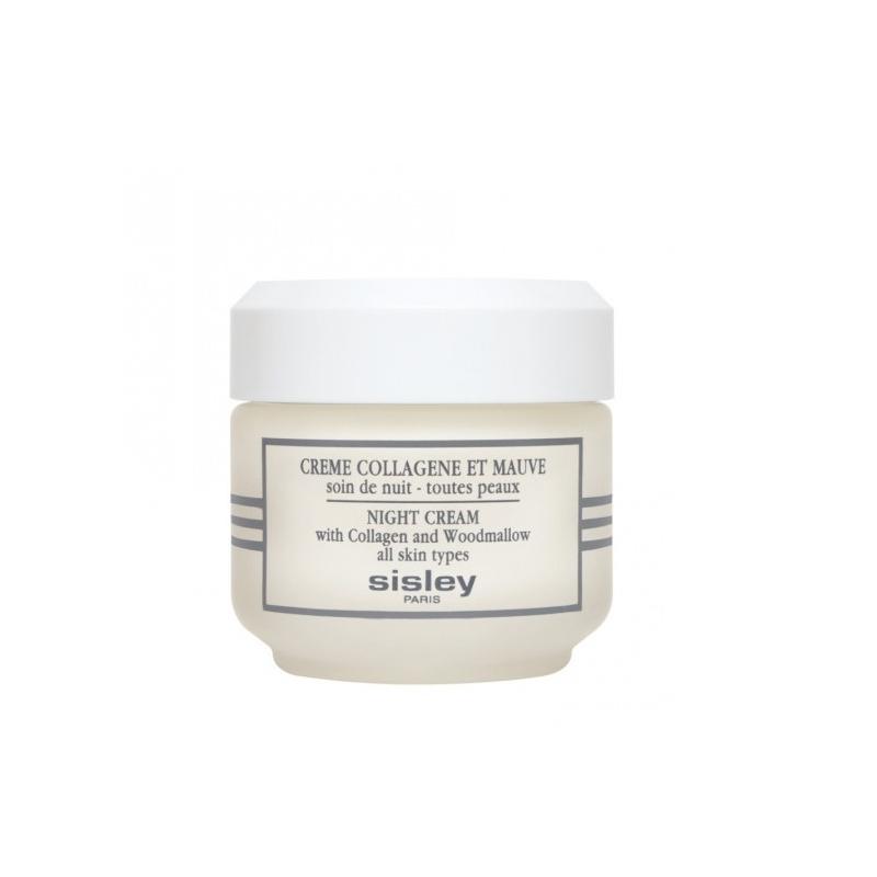 Sisley paris Crème Collagène et Mauve 50 ml crema notte rassodante