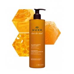 Nuxe Reve de miel Gel lavante visage et corps 400 ml gel doccia Nuxe - 1