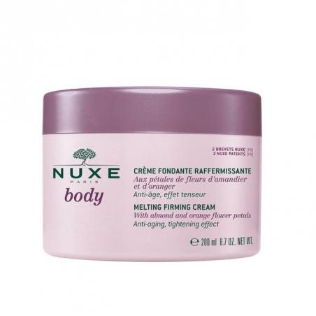 Nuxe body crème corps fondante raffermissante 200 ml crema..