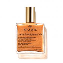 Nuxe huile prodigieuse Or 100 ml olio secco scintillante Nuxe - 1