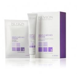 Revlon Gentle Meches system  decolorante meches Kit  6 dosi senza ammoniaca Revlon Professional - 1