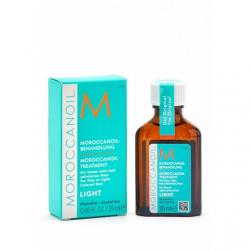Moroccanoil Oil Treatment leggero 25 ml per capelli sottili e colorati Moroccanoil - 2