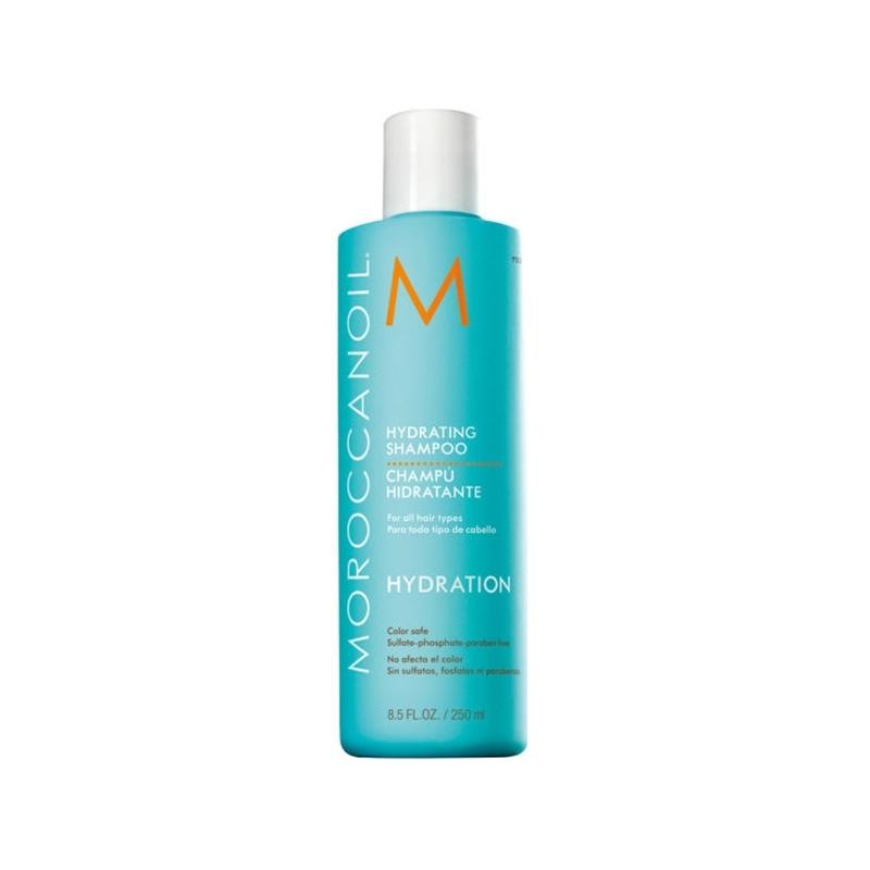 Moroccanoil hydrating shampoo 250 ml idratante