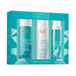 Moroccanoil set complete your color set protezione colore Moroccanoil - 1