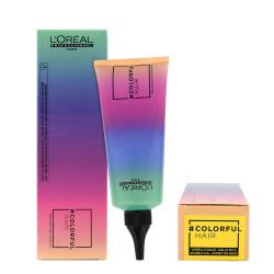 L'oreal Colorful hair Yellow Sun 90ml - colore temporaneo giallo sole L'oreal Professionnel - 1