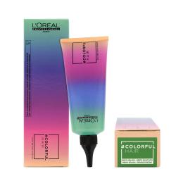 L'oreal Colorful hair Green 90ml - colore temporaneo menta ghiacciata L'oreal Professionnel - 1