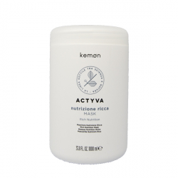 Kemon Actyva Nutrizione Ricca Mask 1000 ml Kemon - 1