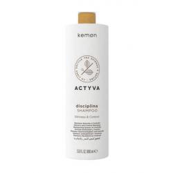Kemon Actyva Disciplina Shampoo 1000 ml Kemon - 1