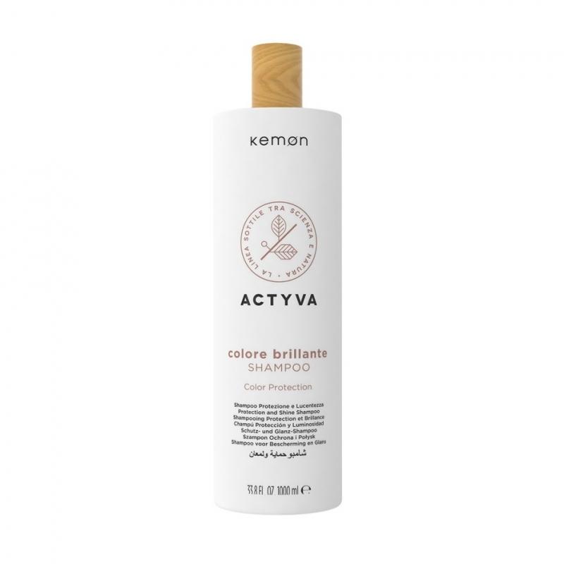 Kemon Actyva Colore brillante Shampoo 1000 ml