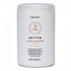Kemon Actyva Colore brillante Mask 1000 ml Kemon - 1