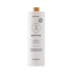Kemon Actyva Volume e Corposità Shampoo 1000 ml Kemon - 1