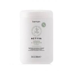 Kemon Actyva Volume e Corposità Conditioner 1000 ml Kemon - 1