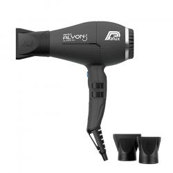 Parlux Alyon Nero Opaco Asciugacapelli Ionizer Tech Parlux - 1