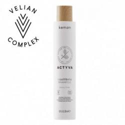 Kemon Actyva Equilibrio Shampoo Velian 250 ml eccesso di sebo Kemon - 1