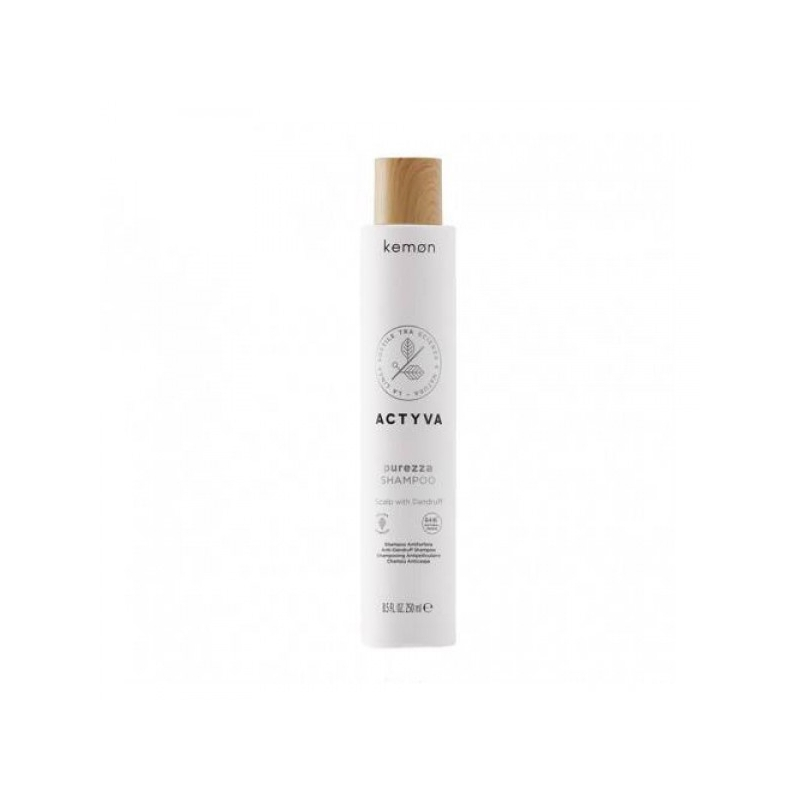 Kemon Actyva Purezza Shampo 250 ml Antiforfora