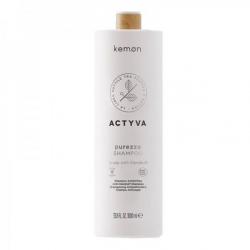 Kemon Actyva Purezza Shampo 1000 ml Antiforfora Kemon - 1
