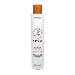 Kemon Actyva P Factor shampoo 250 ml anticaduta Kemon - 1