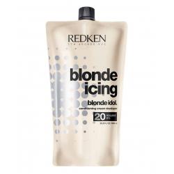 Redken Blond Idol Blond Glam conditioning cream developer 20 vol. Redken - 1