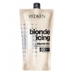Redken Blond Idol Blond Glam conditioning cream developer 40 vol. Redken - 1