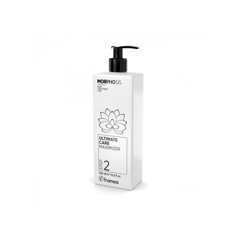 Framesi Morphosis Ultimate Care Maximizer 500 ml Step 2